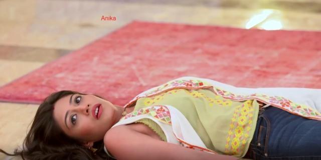 Anika (Surbhi chandna in Star Plus (Youtube screen grab)