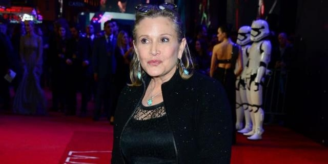 Carrie Fisher 'out of emergency' | Get Out | bozemandailychronicle.com - bozemandailychronicle.com