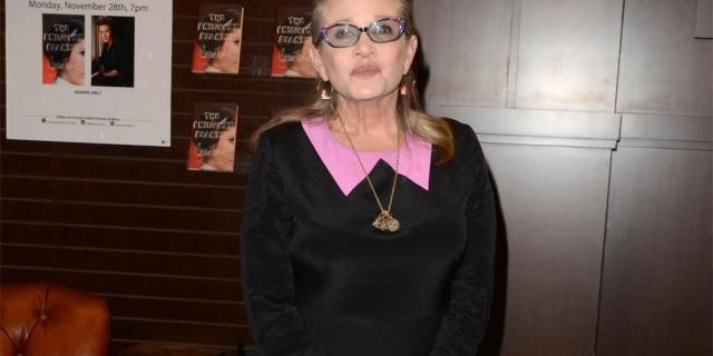 Carrie Fisher suffers heart attack on airplane | Get Out ... - bozemandailychronicle.com