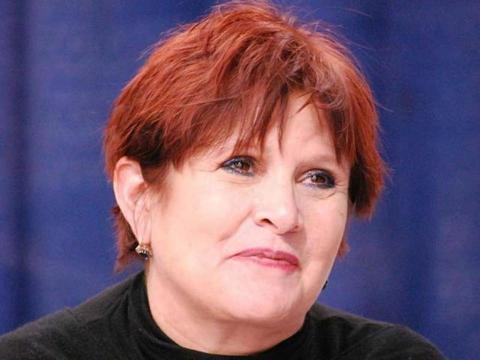 Days after death hoax, Star Wars actor Carrie Fisher has mid-air ... - hindustantimes.com
