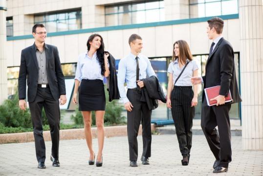 Dreamforce 2015: Walking Meeting Challenge! - meetingassistantapp.com