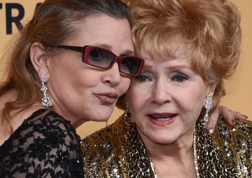 Carrie Fisher and Debbie Reynolds die one day apart - zimbio.com