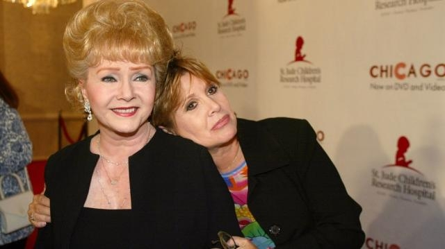 Debbie Reynolds, Carrie Fisher's mom, reportedly hospitalized - mashable.com