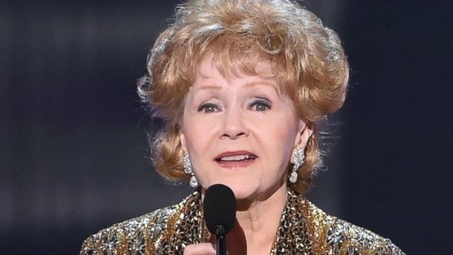 Debbie Reynolds on How Music 'Brought Her Through' Life - ABC News - go.com