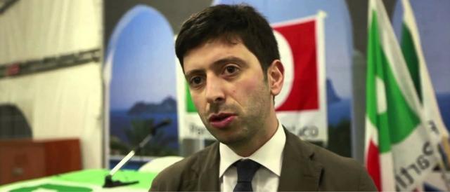 Il leader della minoranza PD, Roberto Speranza