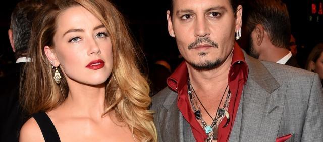 Divorce d'Amber Heard et de Johnny Depp