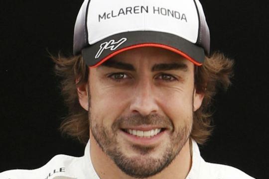 McLaren-Alonso: