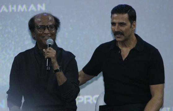Rajinikanth: Akshay Kumar is '2.0's' Real Hero - View First Look ... - indiawest.com