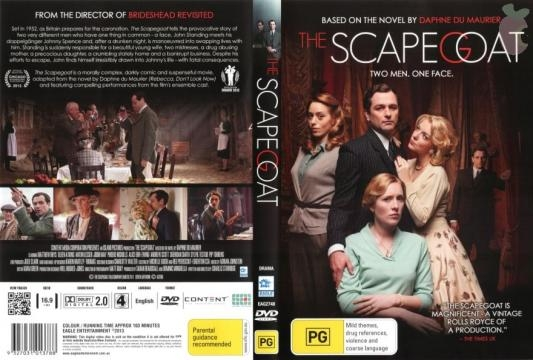 There is more than one woman to please in this adaptation of Dauohe Du Maurier`s The Scapegoat