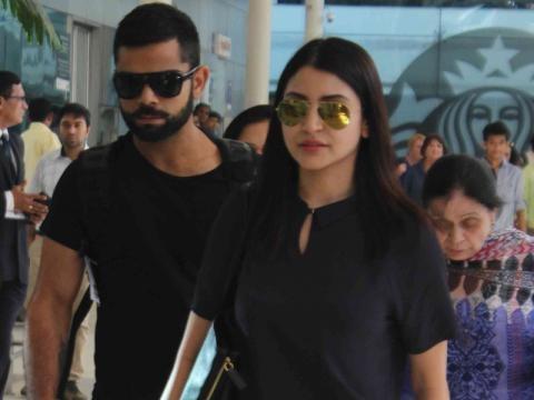 Anushka Sharma is not getting married with Virat Kohli - Cine Newz - cinenewz.com