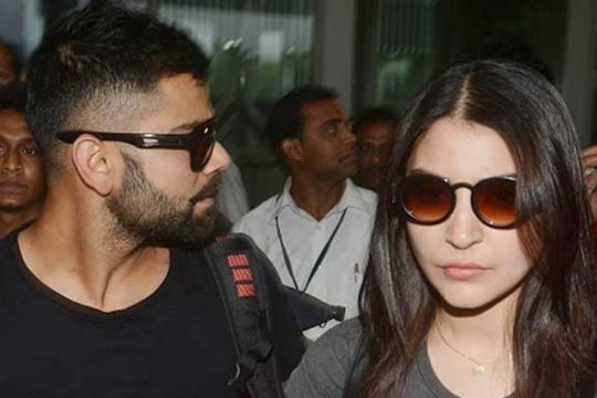 Virat Kohli and Anushka Sharma Engagement ... - news18.com