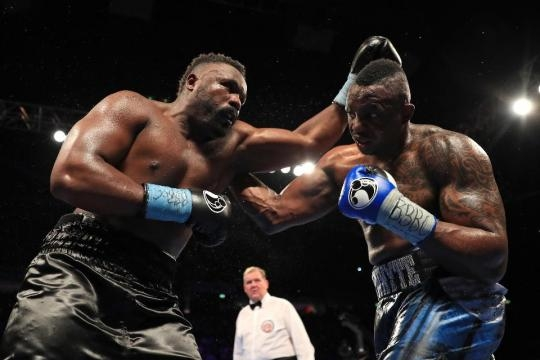 Dillian Whyte Vs. Dereck Chisora Results: Scorecard, Analysis And ... - forbes.com