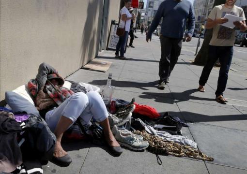 S.F. homeless population getting sicker, older, survey says - SFGate - sfgate.com