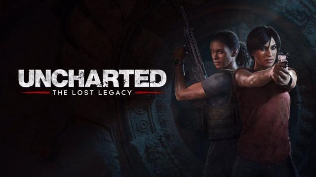 Imagem oficial de Uncharted: The Lost Legacy