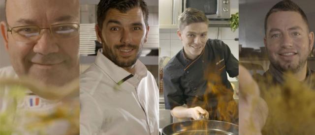 L'Amour food (D8) : découvrez les portraits des quatre chefs qui ... - programme-tv.net