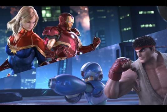 Marvel Vs Capcom Infinite chega em 2017