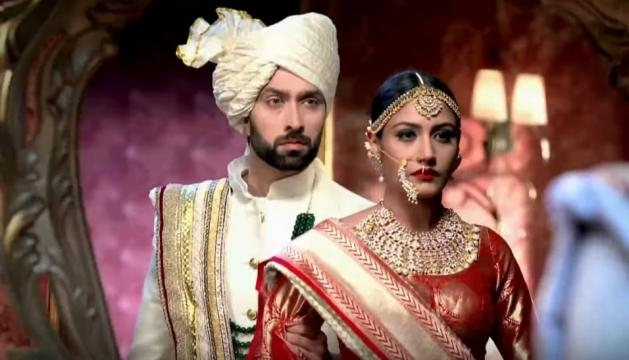 Shivay and Anika's take on prenup in Ishqbaaz - TellyReviews - tellyreviews.com