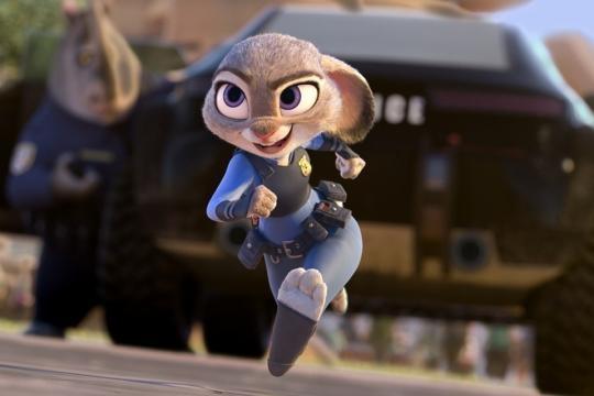 Disney's 'Zootopia' Is a Giddy Delight - The Atlantic - theatlantic.com