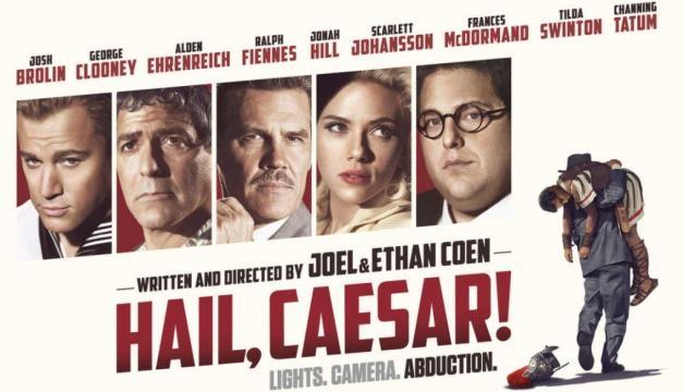 Hail, Caesar!': A Review - theodysseyonline.com
