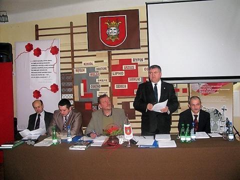 Zebranie sprawozdawczo-wyborcze