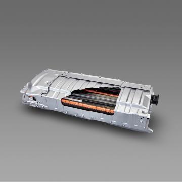 Bateria de íons de lítio foi atualizada para aumentar a autonomia dos carros híbridos.