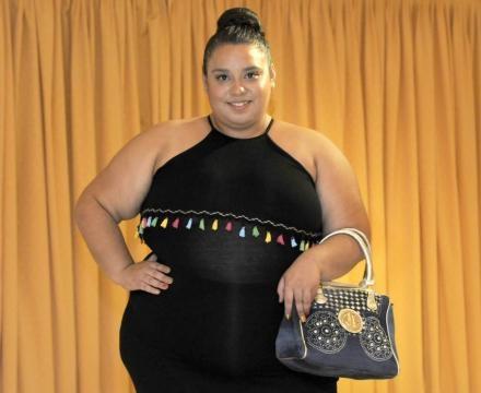 Estefanía Correa, reina de belleza