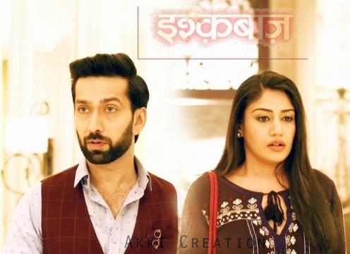 Ishqbaaz: Finally ! Shivaay save dying Anika from goons - myviralindia.com