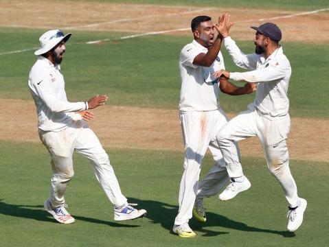 India vs England, 4th Test, Day 2, Mumbai ... - ndtv.com