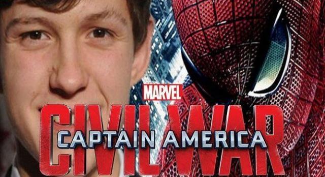 Marvel confirma cuando y donde aparece Spidey