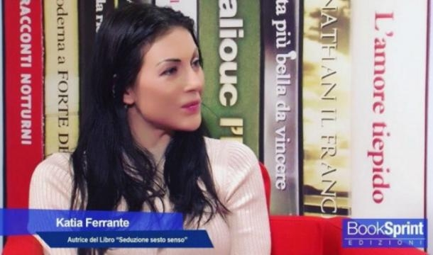 Katia Ferrante, web influencer, blogger e modella