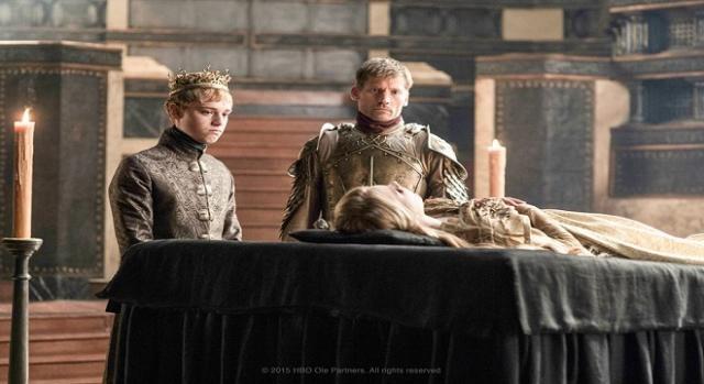 El funeral de Myrcella Baratheon