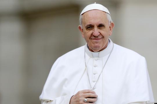 Francisco visitará Chiapas y Ciudad Juárez