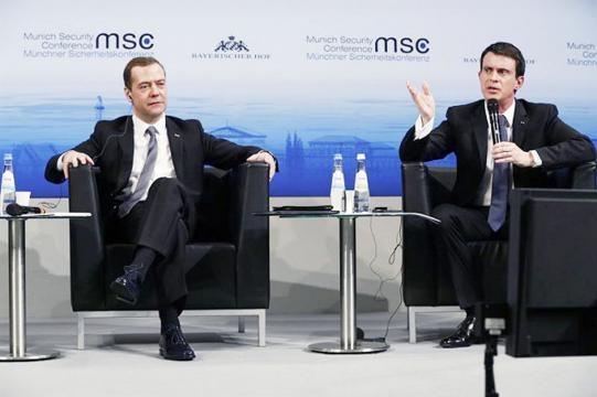 França e Rússia divergem. Foto: EFE