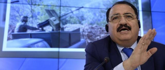 Riyad Haddad, ambasciatore siriano a Mosca