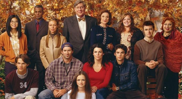 Casting original de Gilmore Girls