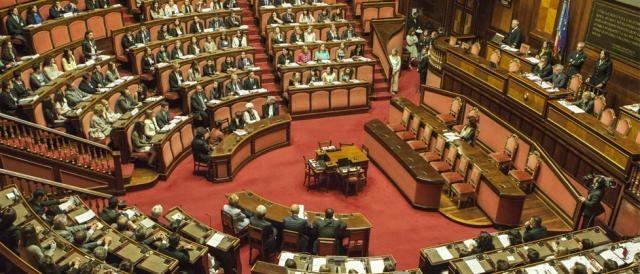 Il ddl Cirinnà resta bloccato in Senato