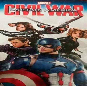 Emily VanCamp junto al Capitán América