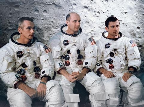 Apollo10 -Cernan,Stafford,Young-