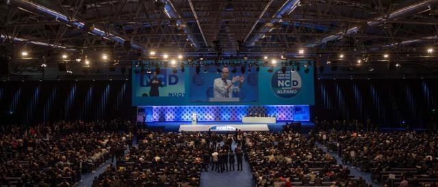 Unioni civili, decisivi i voti del Ncd di Alfano