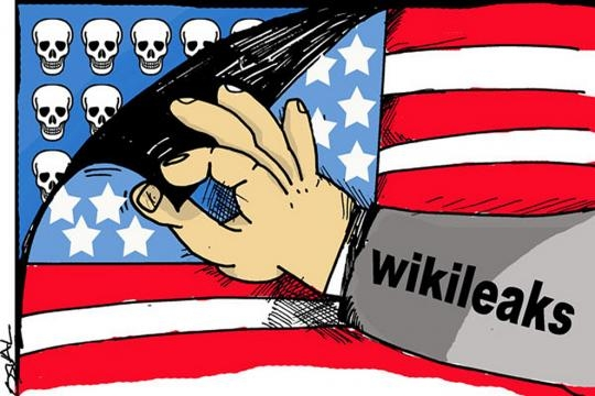 WikiLeaks: famoso pelos documentos Cablegate, 2011