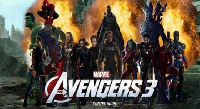 'Avengers: Infinity War' será el que pase la posta