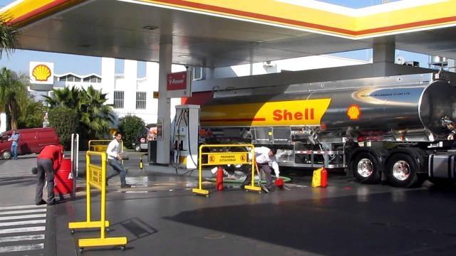 La empresa Shell esta lista para entrar en México