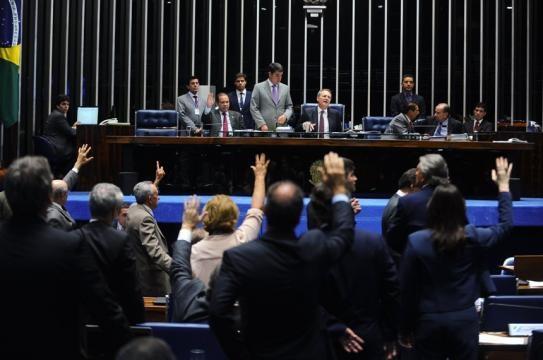 Senado Federal. Foto: Moreira Mariz/Agência Senado