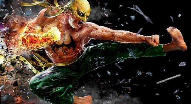 Marvel y Netflix confirman al actor de Iron Fist