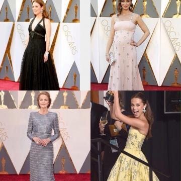 Oscar 2016, chi ha scelto l'outfit migliore?