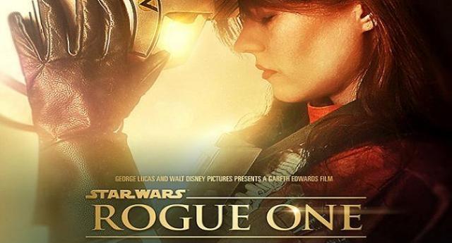 Presentación del primer trailer de 'Rogue One'