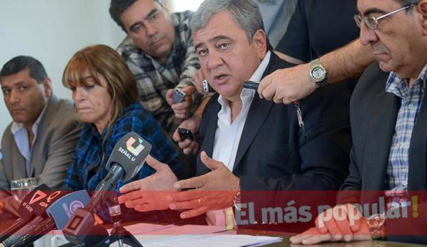 Rubén Miranda el lasherino que se va con Bossio