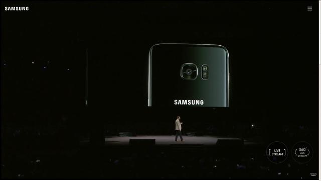 Samsung Galaxy S7: fotocamera posteriore