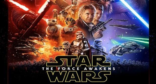'The Force Awakens' supera los 2000 millones