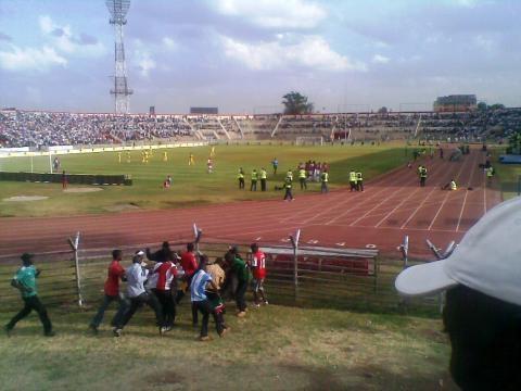 Nyayo National Stadium, Nairobi/Nick Waigwa